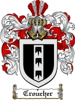 Croucher coat of arms download