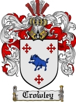 Crowley coat of arms download