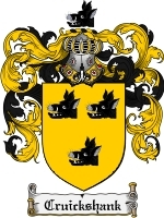 Primary image for Cruickshank Family Crest / Coat of Arms JPG or PDF Image Download