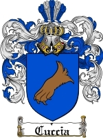 Cuccia coat of arms download