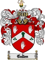 Primary image for Cullen Family Crest / Coat of Arms JPG or PDF Image Download