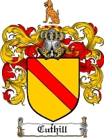 Cuthill Family Crest / Coat of Arms JPG or PDF Image Download
