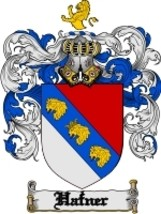 Hafner Family Crest / Coat of Arms JPG or PDF Image Download - $6.99