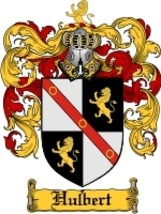 Hulbert Family Crest / Coat of Arms JPG or PDF Image Download - $6.99
