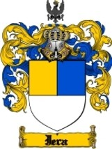Iera Family Crest / Coat of Arms JPG or PDF Image Download - $6.99
