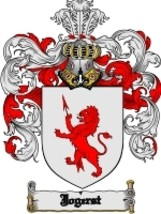 Jogerst Family Crest / Coat of Arms JPG or PDF Image Download - $6.99