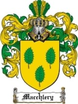 Macchlery Family Crest / Coat of Arms JPG or PDF Image Download - $6.99