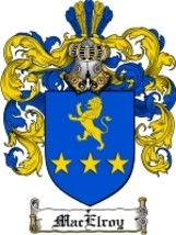 Macelroy Family Crest / Coat of Arms JPG or PDF Image Download - $6.99
