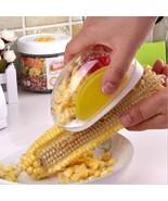 Corn tools stripper Cob remover Corn shaver Corn Peeler Cooking Tools Ki... - $4.20