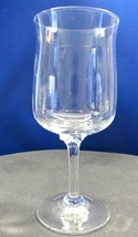 Lenox Desire Platinum wine glass Crystal  Made in USA  - $17.60