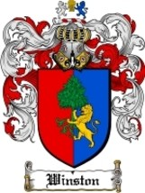 Winston Family Crest / Coat of Arms JPG or PDF Image Download - $6.99