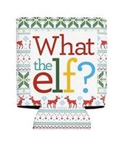 What the Elf? Drink Koozie [Kitchen]
