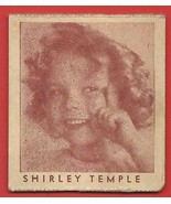 SHIRLEY  TEMPLE   RARE  1930's  R133  STRIP CARD  # 105  FROM  A  SERIES... - $39.99