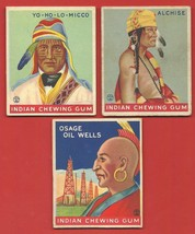 1931 GOUDEY  CHEWING  GUM   7 CARD LOT TOTAL  160 /166 /169 /193 / 206/ 207 /210 image 3