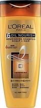 L'Oreal Paris Hex 6 Oil Nourishing Shampoo, 175ml/360ml/640ml Free Shipping - $10.40+