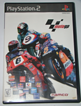 Playstation 2 - namco - MOTO GP (Complete with Instructions) - $8.00