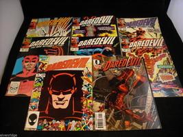 Collection of Daredevil Comic Books
