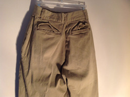 Timberland Weather Wear Size 6 Beige Pants Zipper Two Button in Front Closure image 5