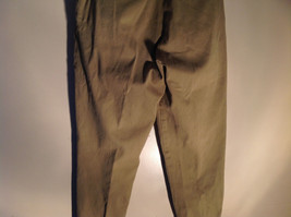Timberland Weather Wear Size 6 Beige Pants Zipper Two Button in Front Closure image 6
