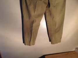 Timberland Weather Wear Size 6 Beige Pants Zipper Two Button in Front Closure image 7