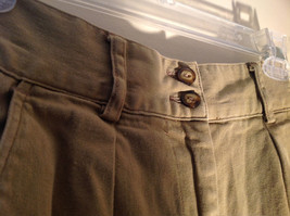 Timberland Weather Wear Size 6 Beige Pants Zipper Two Button in Front Closure image 8