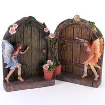 RESIN fairy doors Approx 10cm tall - $15.07