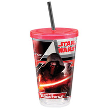 Star Wars Episode VII The Force Awakens Double-Walled Acrylic Travel Tum... - $9.97