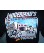 Harley-Davidson Black T-Shirt XL York, Pennsylvania - $20.00