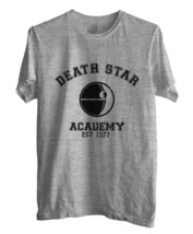 Death Star Academy  Men Tee Color Sport Grey Size S To 3 Xl - $18.00