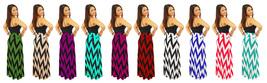 DBG Women's Women's Print Color Maxi Full Length Skirts (4XL, Leopard) - $30.33
