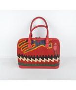 kilim bags,rug bags, women,s bags , red kilim bags - $189.00