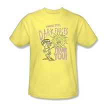 Dexter's Laboratory Thanks Dark Forces T shirt cartoon network cotton tee cn261 image 2