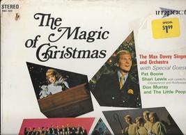 THE MAGIC OF CHRISTMAS  STILL SEALED 33 LP VINYL THE MAX DAVEY SINGERS P... - $4.99