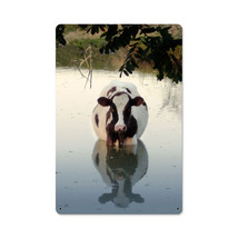 Cow in Water - $20.95