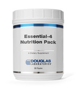 Essential 4 Nutrition Pack - Multivitamin, Mineral & Nutritional Supplement - $98.00