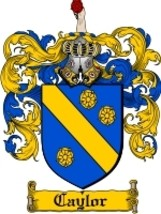 Caylor Family Crest / Coat of Arms JPG or PDF Image Download - $6.99
