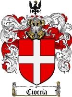 Cioccia coat of arms download