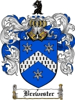 Brewester coat of arms download