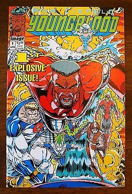 "Primary image for Youngblood #1 (Apr 1992, Image) First Image Studio Title ""NICE COPY"" (NM) Comic-"