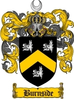 Primary image for Burnside Family Crest / Coat of Arms JPG or PDF Image Download