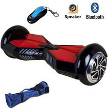2 Wheel Self Balancing Electric Scooter Hoverboard Bluetooth with carryi... - €528,77 EUR