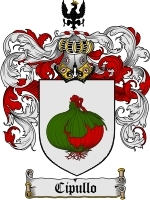 Cipullo coat of arms download