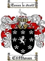 Clifftoun coat of arms download