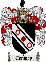 Conway coat of arms download