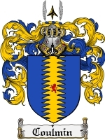 Coulmin coat of arms download