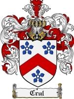 Crul coat of arms download