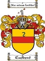 Cudberd coat of arms download