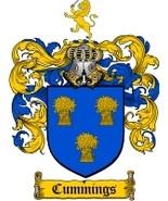 Cummings Family Crest / Coat of Arms JPG or PDF... - $6.99
