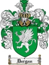 Dargan Family Crest / Coat of Arms JPG or PDF Image Download - $6.99