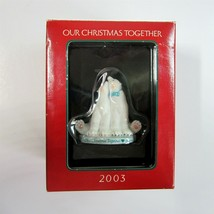 2003 American Greetings -Our Christmas Together- Polar Bears Nuzzling Or... - $7.99